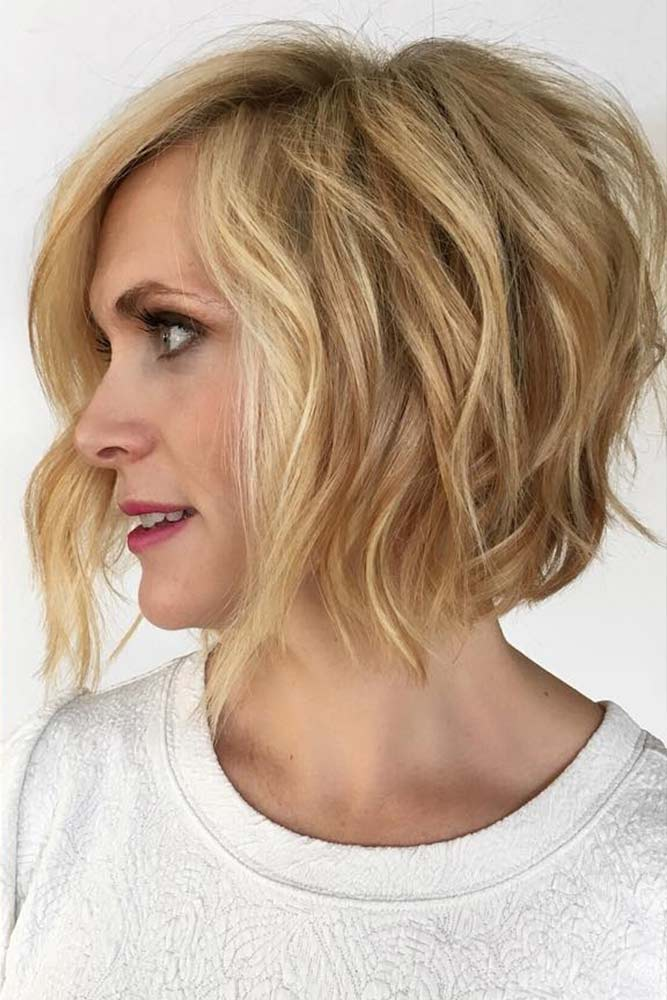 hairstyles layered haircuts bob thick 50s elegant lovehairstyles stylish length haircut ladies tunsori pentru shoulder peste ani doamne recomandate trhs